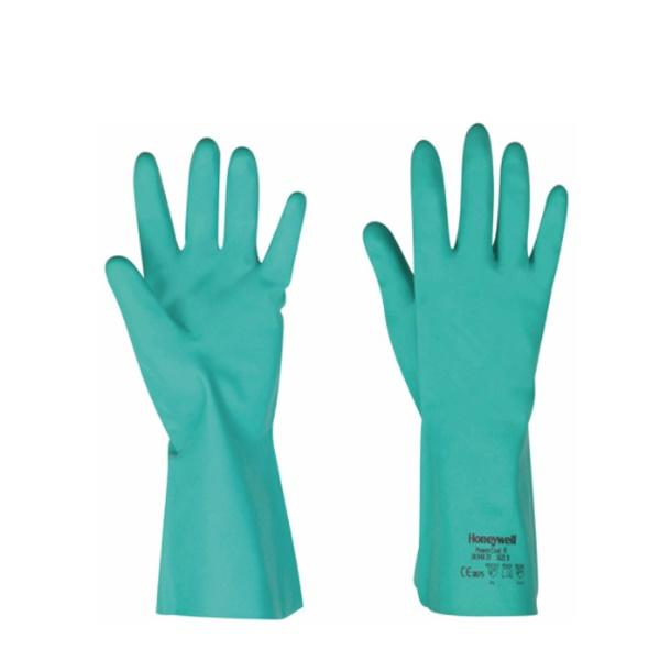 găng tay chống hóa chất LA132G Honeywell